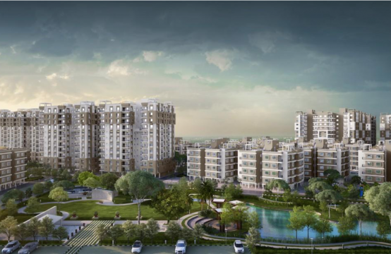 SRIJAN GREENFIELD CITY at Southwest Behala