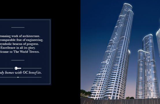 LODHA WORLD TOWER at WORLI